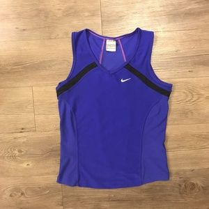 Nike FIT DRY Running/Workout Tank Top
